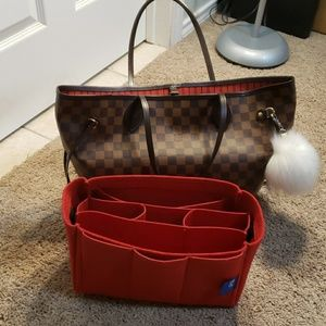 Luois Vuitton neverfull MM.